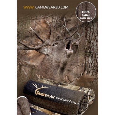 Uterák Hillman Gamewear 3DX Jeleň 70x140