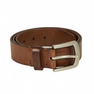 Opasok Deerhunter Leather Belt Cognac