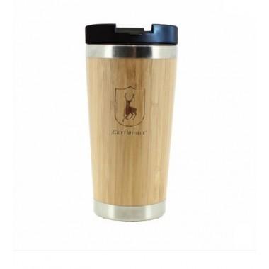 Termohrnček Deerhunter Bamboo Thermo Cup