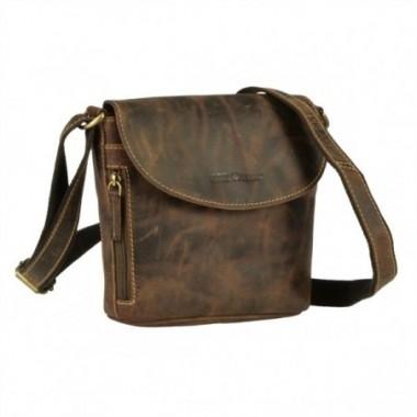 Kožená taška Greenburry