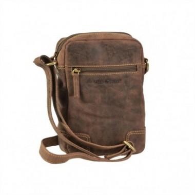 Kožená pánska taška Greenburry