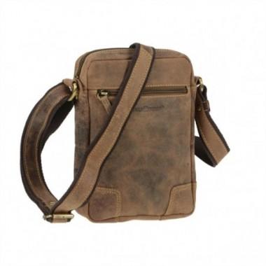 Pánska kožená taška Greenburry