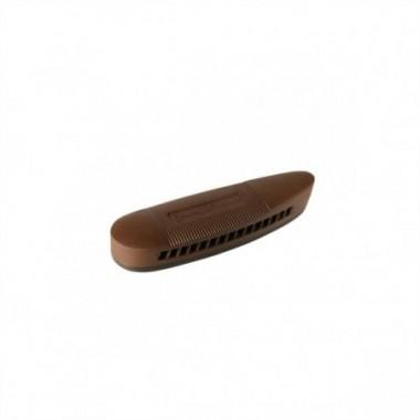 Gumená botka na pažbu WEGU 15mm/130x43 Hnedá