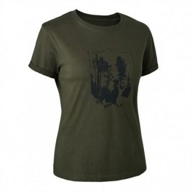Dámske tričko Deerhunter Lady Shield