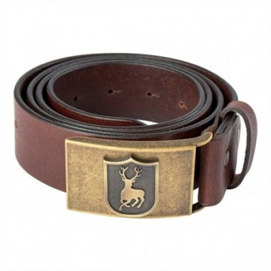 Kožený opasok Deerhunter Leather Cognac