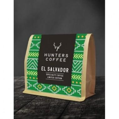 Káva Hunters Coffee El Salvador 250g