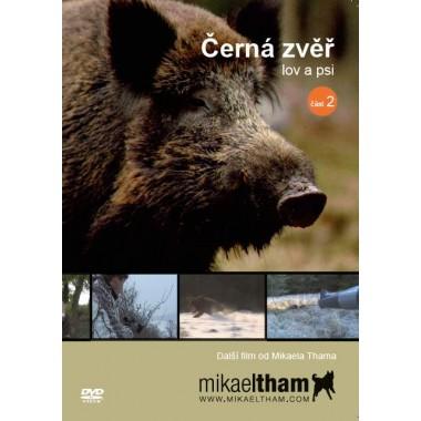 DVD Černá zvěř, lov a psi 2.časť