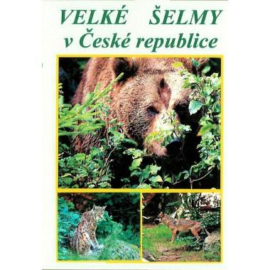 DVD Velké šelmy v České republice