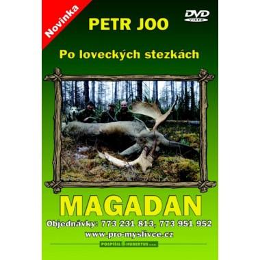 DVD Po loveckých stezkách - Magadan