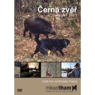 DVD Černá zvěř, lov a psi - 1.časť
