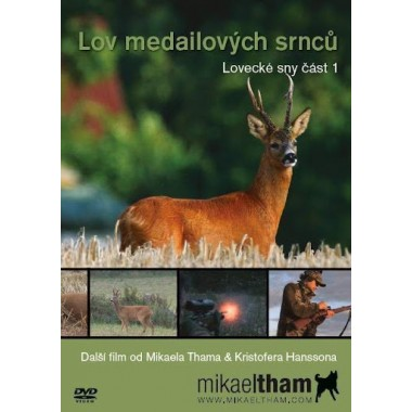 DVD Lov medailových srnců