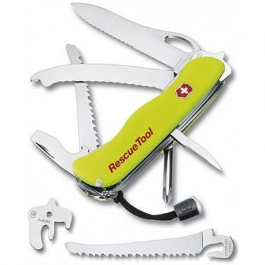 Nôž Rescue Tool 0.8623 + nylonové reflexné púzdro