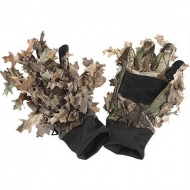 Swedteam rukavice 3D kamufláž WOOD™