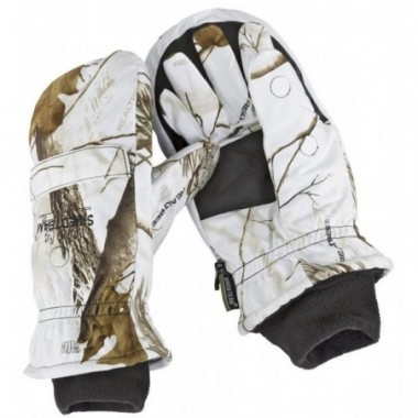 Swedteam strelecké rukavice AP Snow