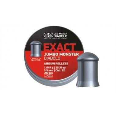 Diabolky JSB EXACT Jumbo Monster 5,5mm