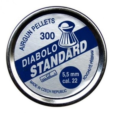 Diabolky Standart 300, 5,5mm