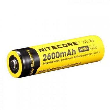 18650 Li-ion battery 2600mAh