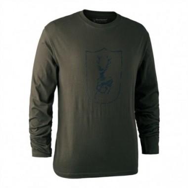 Tričko s dlhým rukávom Deerhunter Long