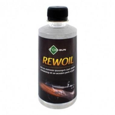 FOR Rewoil - Olej na ošetrenie drevených častí zbrane