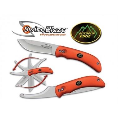 Nôž s otočnou čepeľou Outdoor Edge Swingblaze SZ-20NC