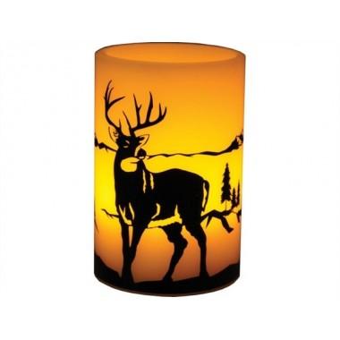 LED sviečka BigGame DEER