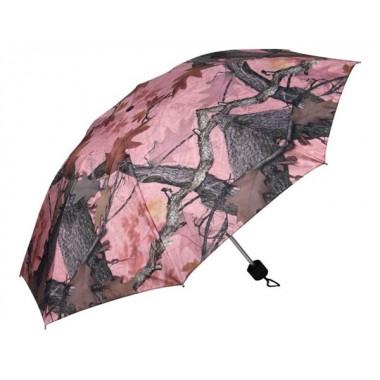 Skladací dáždnik BigGame Pink Camo