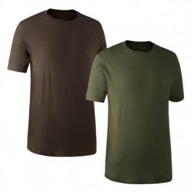 Balenie tričiek Deerhunter T-Shirt 2 Pack